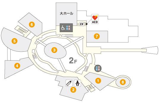 2階マップ