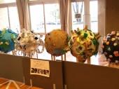 大学連携球体展示