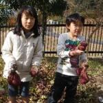 畑プロジェクト12月7日の様子